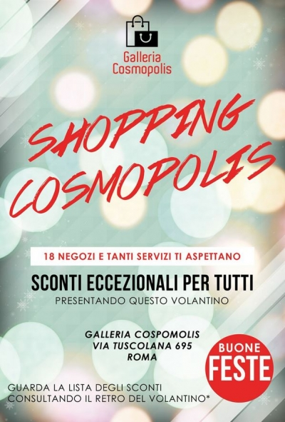 Cosmopolis Shopping Centre